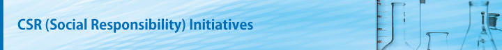 CSR (Corporate Social Responsibility) Initiatives